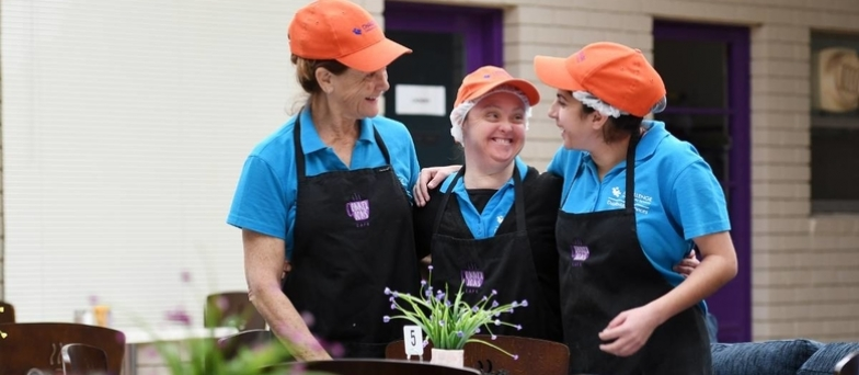 Connexions Cafe: Tamworth cafe run by exceptional people with disability