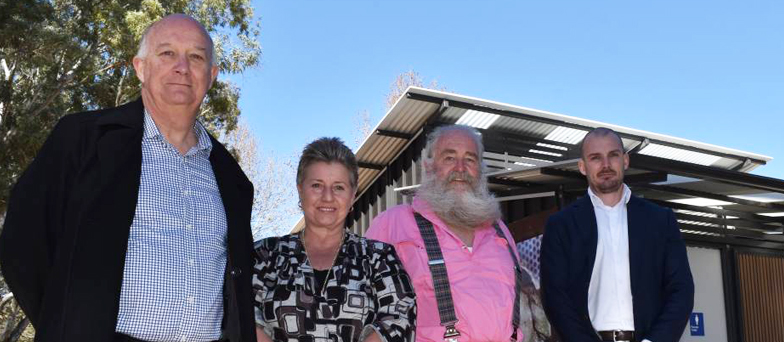 Tamworth Changing Places: Push for facility in Tamworth