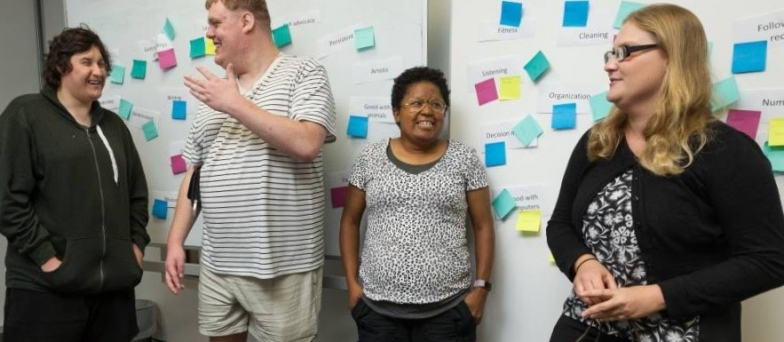 Start Up incubator for people with intellectual disability begins in Mayfield